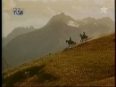 Песня о тревожной молодости видеоряд к ф Застава в горах