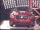 Euro NCAP  Dodge Caliber  2007  Crash test