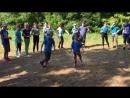 Танцы на свежем воздухе