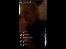 Erika Linder via Insta Live Stream (May 23) Part1