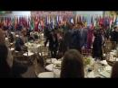 Обед по случаю начала общих прений 73 й сессии Генассамблеи ООН