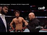 Слова Забита после боя на UFC 223