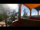 Карусель с видом из парка развлечений Сяркянниеми в Тампере из Angry Birds land