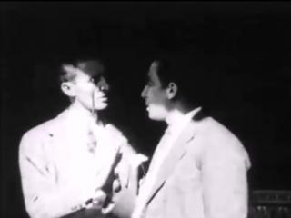 El ladrón de los guantes blancos / Вор в белых перчатках (1926)