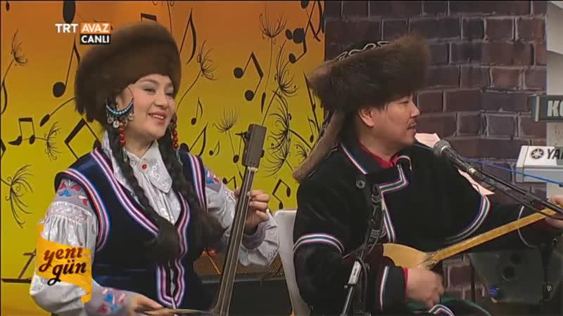 Aylanıs Hakas Müzik Grubu - Performans - Yeni Gün - TRT Avaz