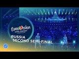 Julia Samoylova - I Wont Break - Russia - LIVE - Second Semi-Final - Eurovision 2018