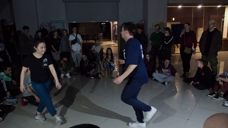 Hip Hop PRO Tea Jam Battle vol. 9.0 Асель vs Никита Уваров