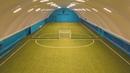 РФЛ-Арена, футбольный манеж в Самаре