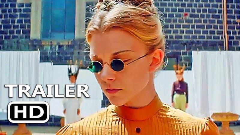PICNIC AT HANGING ROCK Official Trailer (2018)/Тизер сериала Пикник у Висячей скалы