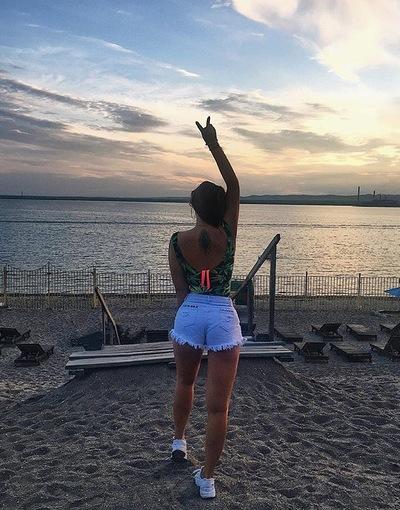 Анастасия Ядрышникова
