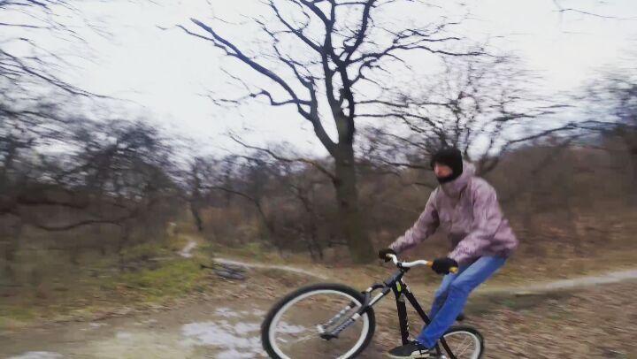 """Aro_Takahashi on Instagram: """"дерт вело Велосипед катание времяпровождение зима лес старыевоспоминания старыеместа трюк"""