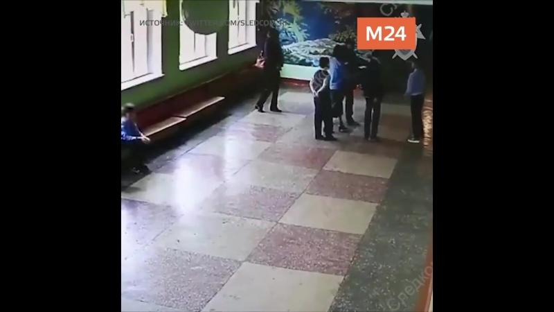 Отец второклассника избил пятиклассника
