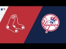 AL / 18.09.2018 / BOS Red Sox @ NY Yankees (1/3)