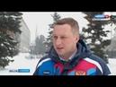 Метель отрезала несколько поселков от федеральной трассы в Балашовском районе