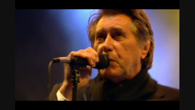 BRYAN FERRY ( Экс. Roxy Music ) - Slave To Love ( Раб Любви )( Live , Nuits De Fourviere , In Lyon , France \ 2011 г )