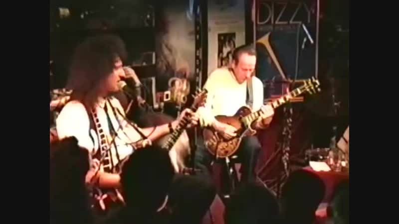Les Paul with Brian May Jam Session