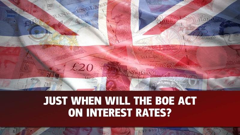 Интервью • Инфляция Великобритании