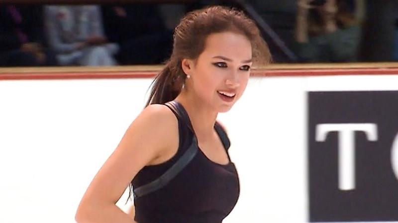 Alina Zagitova sample HQ Tomb Raider Nebelhorn Trophy 2018 9 29