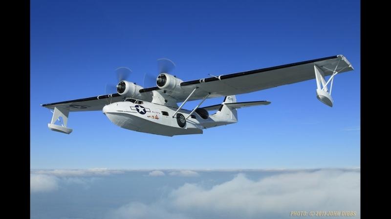 Знаменитые самолеты PBY Catalina
