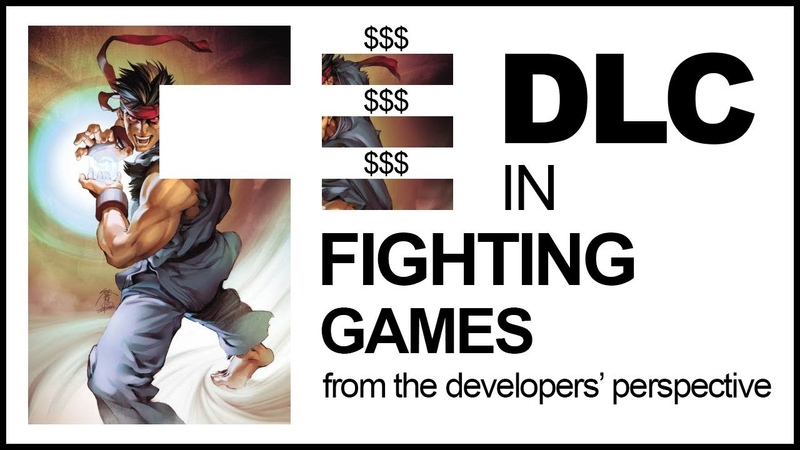 DLC in fighting games from the developer's perspective EFG Extra 13