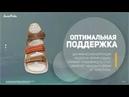 Стабилизирующая ортопедическая обувь Sursil Ortho на инновационной подошве