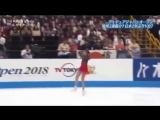 Alina Zagitova – FS – Japan Open 2018