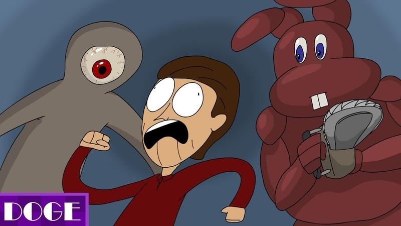 Куплинов Постигает Инди Хоррор Animation