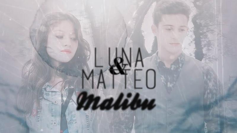 Luna y Matteo || Malibu - A day at the beach