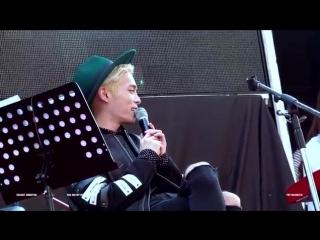[4K] 150919 3PM guerrilla concert jonghyun full cam