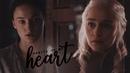Daenerys sansa habits of my heart HBD MANDA
