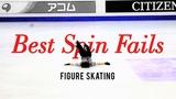 Spin Fails Fantastiques - Yuzuru Hanyu, St