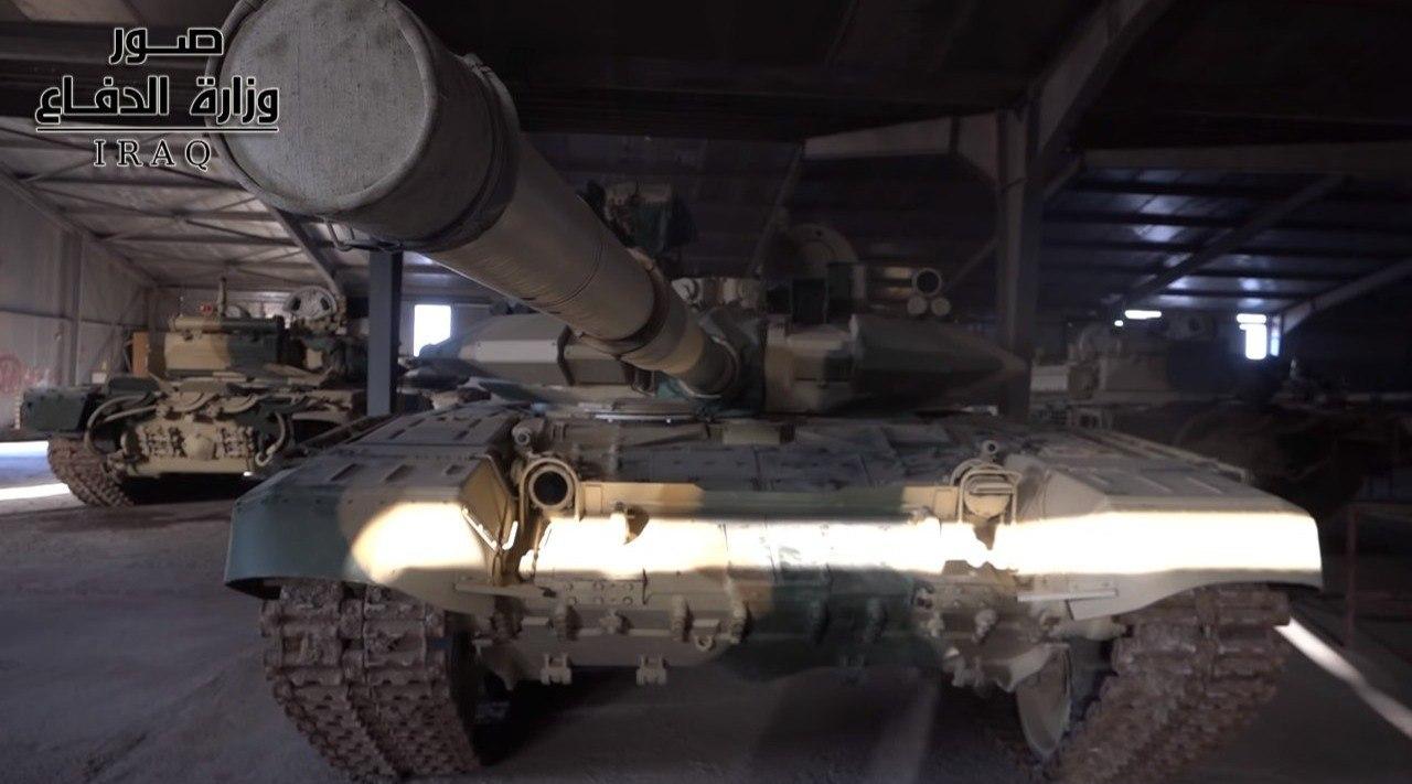 Иракская 35-я бригада перевооружена с танков М1А1М Abrams на российские танки Т-90С танков, иракской, армии, Abrams, бригады, бронетанковой, дивизии, М1А1М, танки, полка, России, танка, Ирака, февраля, обороны, составе35й, бригаде, танковых, боевых, состав
