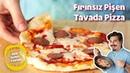 Sadece 4 Dakikada Pişen Tavada Kolay Pizza Tarifi Ben Bunu Yerim 47