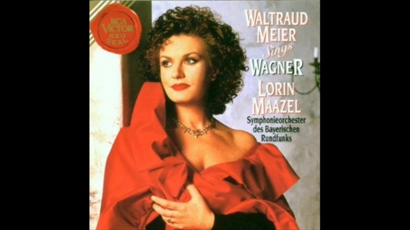 Waltraud Meier sing Hore mit Sinn was ich dir sage from Gotterdammerung by Wagner