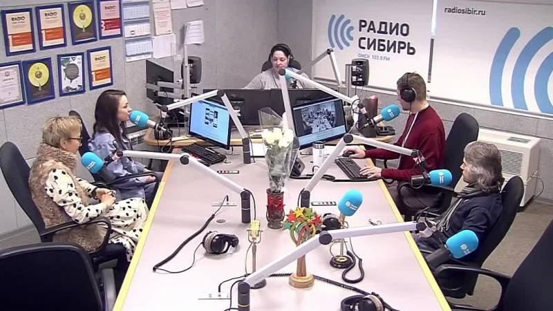 Live: РАДИО СИБИРЬ ОМСК - МедиаПроект 3 за ДАЛИ-АНГАР
