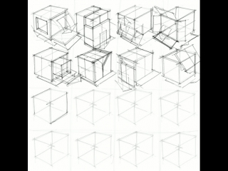 Dynamic cube warmups #Other@industrial.design