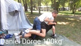 Push ups with the biggest weigh
