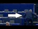 AfD - Prof. Dr. Jörg Meuthen verlässt WUTentbrannt das EU-Parlament