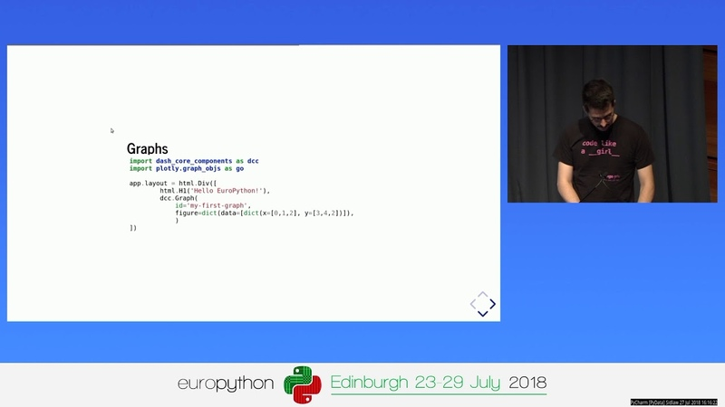 Matteo Guzzo - Easy interactive data applications with Dash