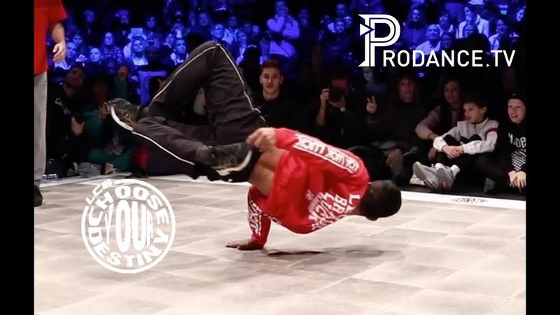 Kid Karam Lorenzo vs Mini Joe Leony FINAL LCB Battle 2018