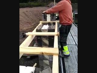 Такой способ строительства , является одним из самых популярных в Финляндии