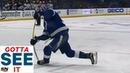 Стивен Стэмкос забросил «Рейнджерс», набрав 700-е очко в НХЛ