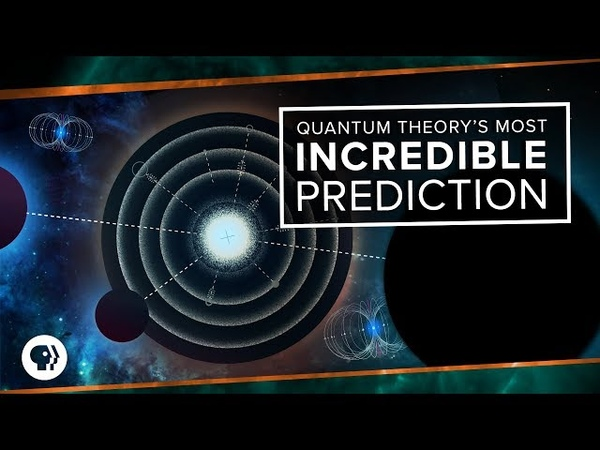 Quantum Theory's Most Incredible Prediction   Space Time