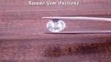 Natural Ice Blue Idaho Aquamarine Gemstone from KGC