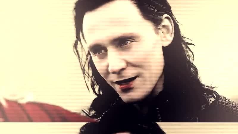 Локи / Loki (Том Хиддлстон / Tom Hiddleston) - Thrift shop