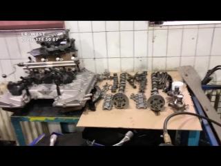 Неисправность бензинового двигателя 5.0 л на Рендж Ровер - обзор случая из практики