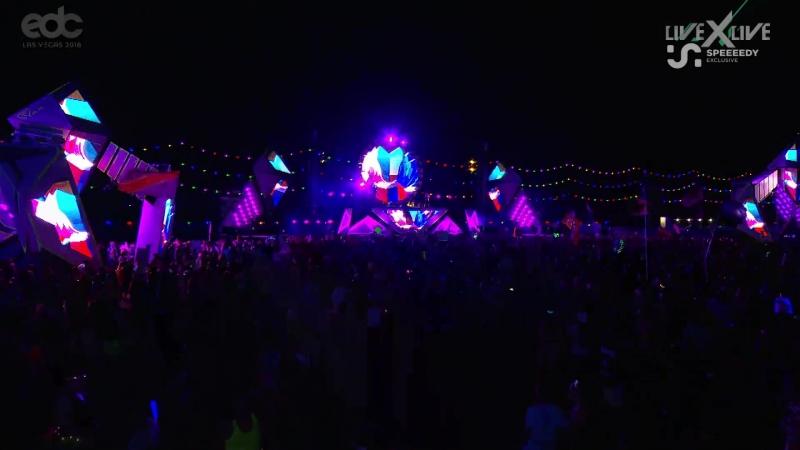 Drumsound Bassline Smith b2b Tantrum Desire - Live @ EDC Las Vegas 2018