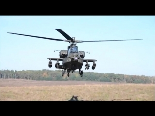 Apache B Roll UNITED STATES
