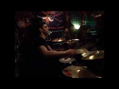 Runaway Baby drum cam Max Fomenko