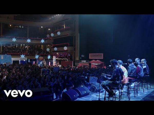 Why Don't We - These Girls (Live on the Honda Stage at the Hammerstein Ballroom)